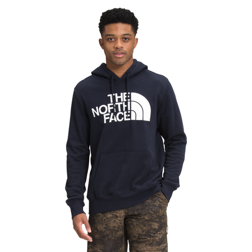 Толстовка The North Face TNF Half Dome Pullover Hoodie Navy (NF0A4M4BRG1) #